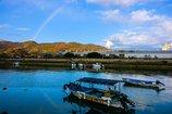 福山の虹~1