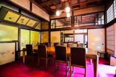 三井家の食卓