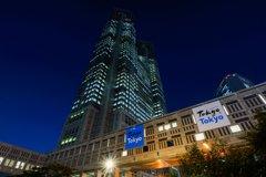 都庁夜景~1