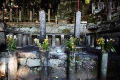 坂本龍馬・中岡慎太郎の眠る墓…没150年