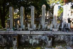 長州烈士たちの供養墓