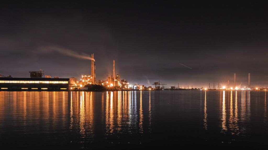 千葉工場夜景#1