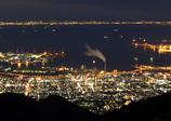 六甲からの夜景