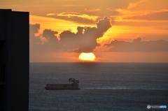 Waikiki Sunset from Aston Waikiki Sunset