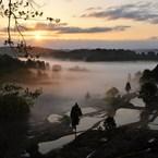 NIKON NIKON D300で撮影した(雪国の遅き春)の写真(画像)