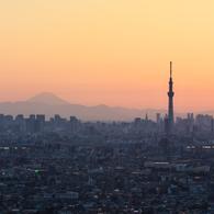 NIKON NIKON D7100で撮影した(黄昏)の写真(画像)