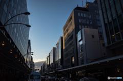 これも京都~四条河原町通り~