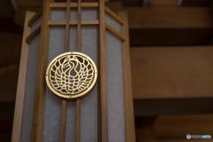 高麗神社参拝「鶴丸」