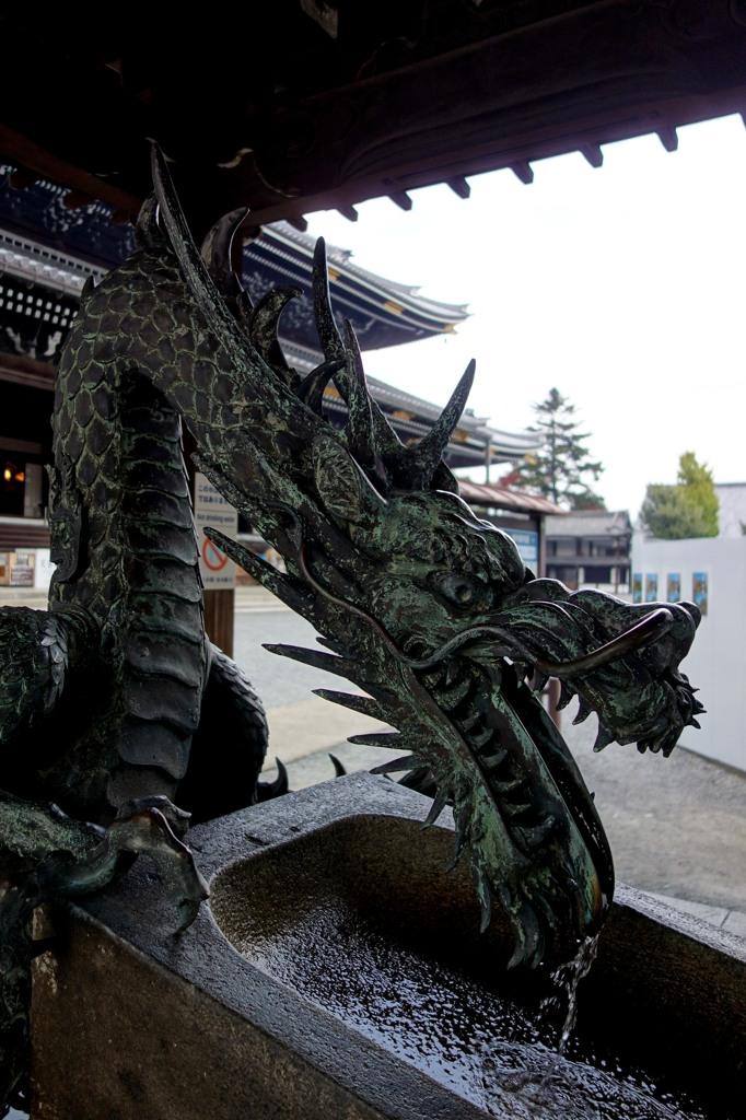 京都 東本願寺「お東さん1」