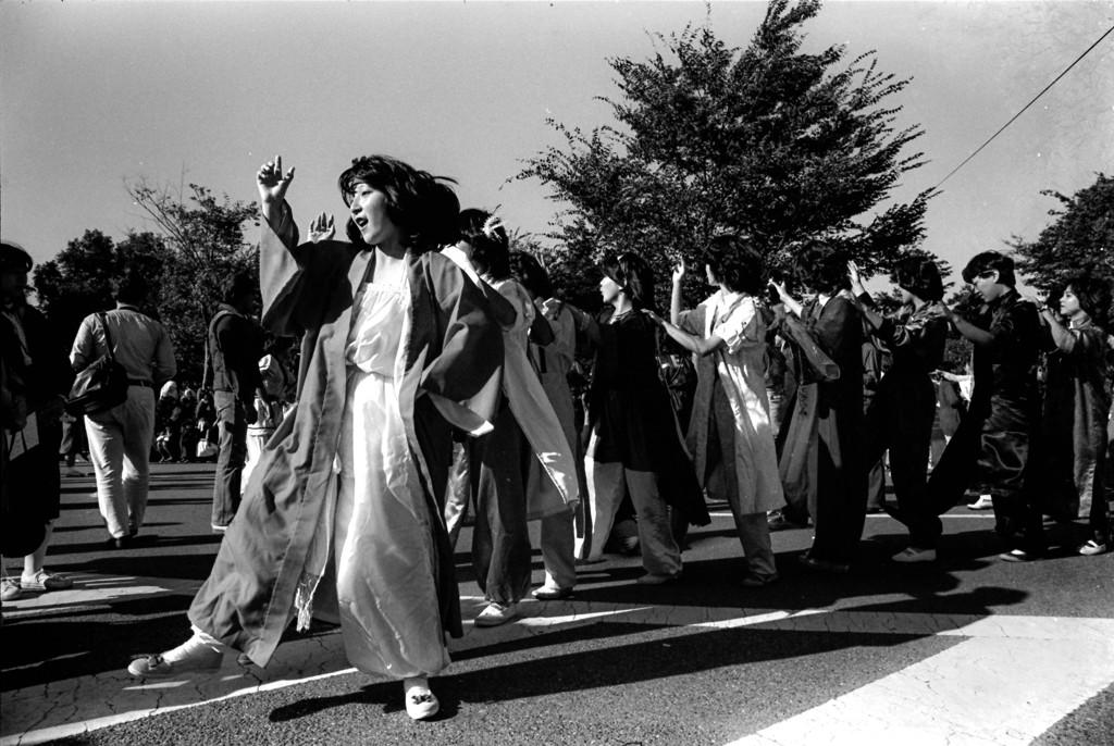 原宿の竹の子族(昭和55年)a by...