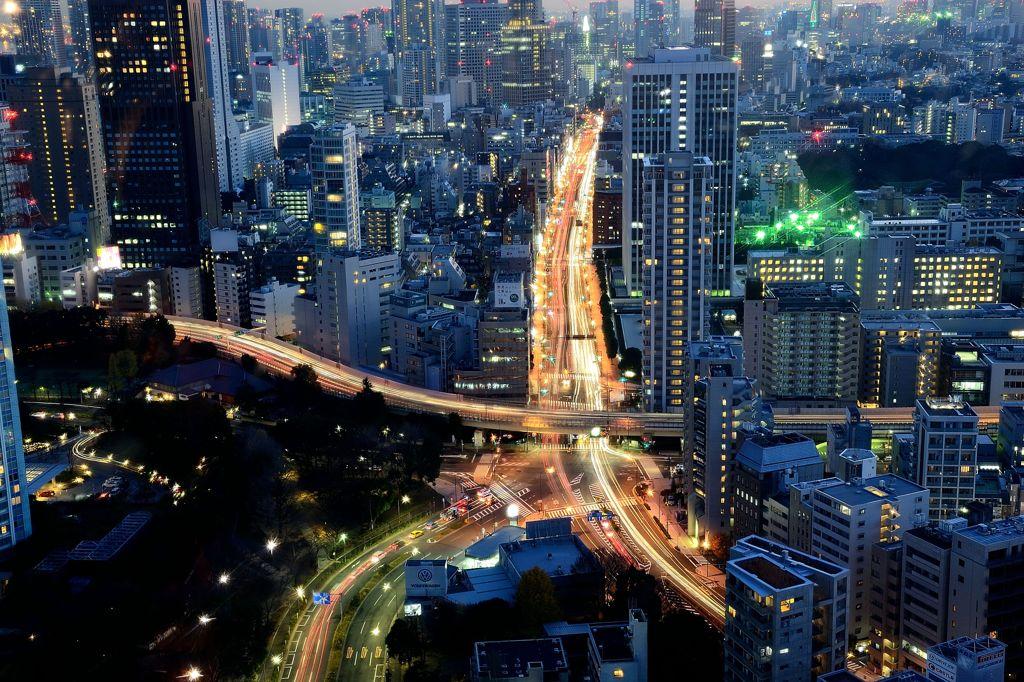 「眠らない街 東京」の画像検索結果