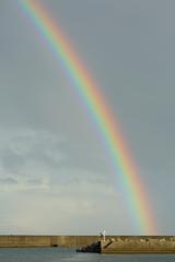 虹をつかもう