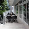 都心の高原カフェ