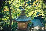 長谷寺・石灯籠