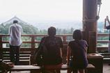 東大寺二月堂のカップル