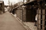 入江泰吉旧邸