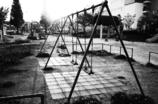 夕暮れの公園⑤