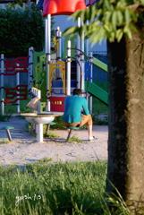 写真句:公園のぱぱ