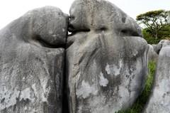 キス岩(平尾台)