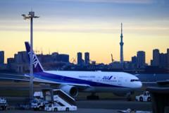 Flight from Tokyo