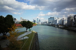 堂島川と土佐堀川