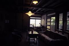 静寂の部屋