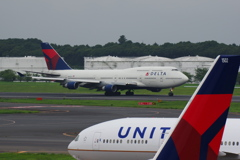 DELTA(N662US)747-45A@成田2