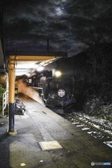 月光と夜汽車のカメラテスト