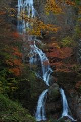 木曽開田、唐沢の滝