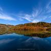 御岳湖 秋