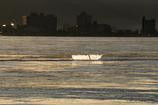 氷の舟!?