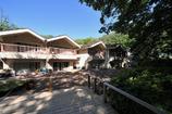 特別養護老人ホーム「愛知たいようの杜」 中庭