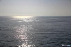 海は宝石みたい