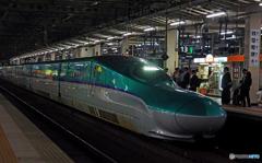 2017.06.02 今こそ仙台へ(7):夜の仙台駅