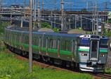 2017.06.18 653㌔の鉄旅(12):6B・733系