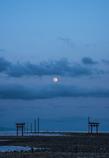 太良の満月