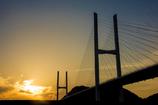 夕陽の女神大橋