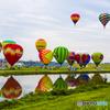Balloon rising !!
