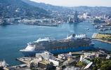 クルーズ船と長崎