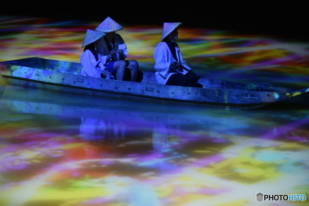 小舟のファンタジー
