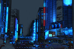 夜の街 4