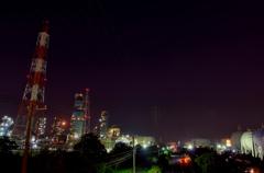 堺工場夜景2