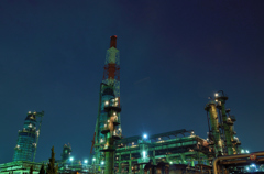 堺工場夜景3