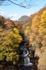 鳳鳴四十八滝上流と鎌倉山