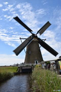 キンデルダイクKinderdijk7