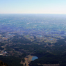 PANASONIC DMC-LX3で撮影した風景(関東平野と裾野-2)の写真(画像)