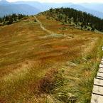 RICOH GR Digitalで撮影した風景(会津駒ヶ岳)の写真(画像)