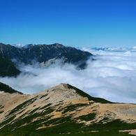 PANASONIC DMC-LX3で撮影した風景(雲海)の写真(画像)