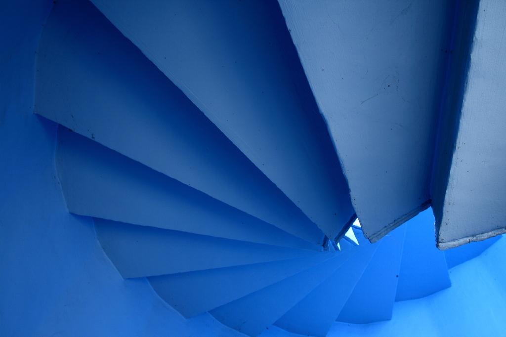 Gradation-Blue