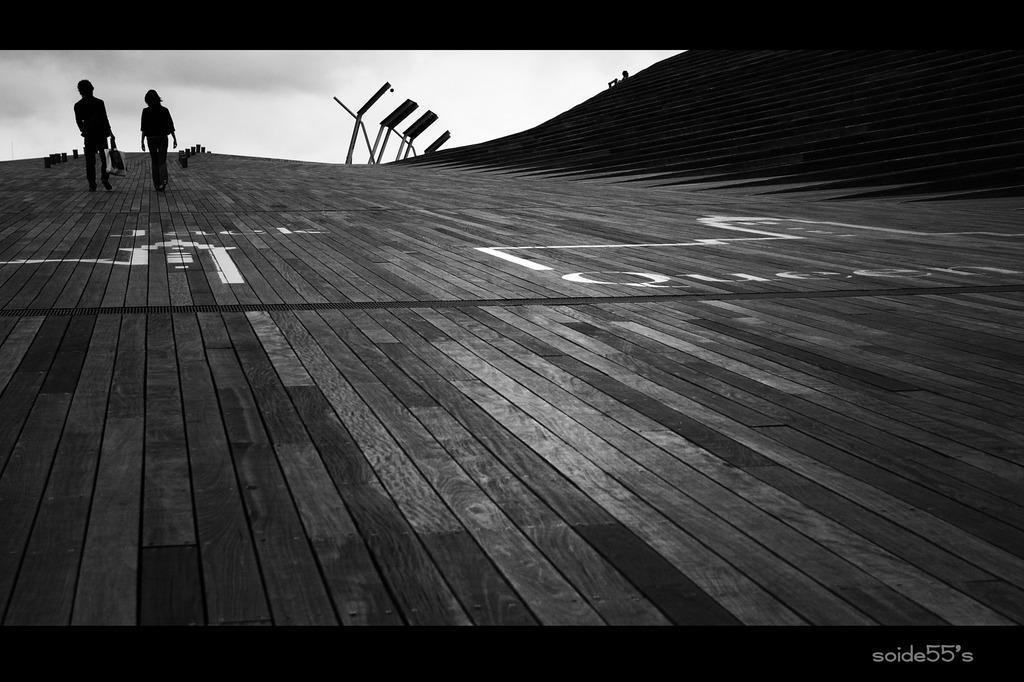Monochrome Yokohama